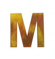 Lettre décorative métal vintage- Lettre métal