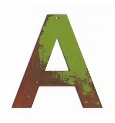 Lettre Green vintage 8cm