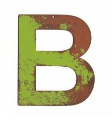 lettre relief - lettre décorative murale - lettre métal - lettre industrielle
