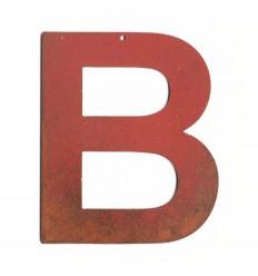 lettre vintage - lettre industrielle - lettre décorative à poser
