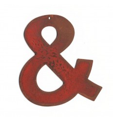Esperluette Red vintage